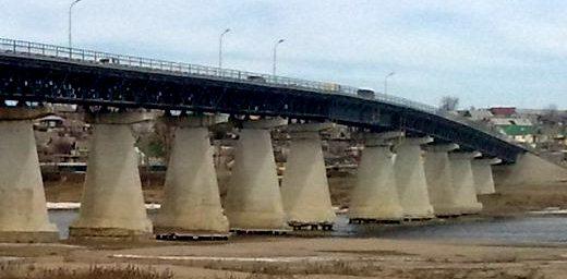 Мост через реку Ахтуба в Среднеахтубинском районе будет закрыт до конца сентября