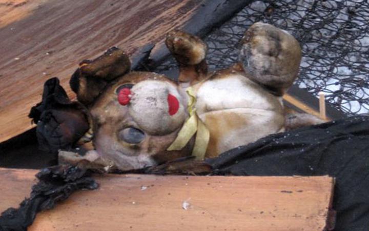 В Волгоградской области организована проверка по факту гибели троих малолетних детей в результате пожара