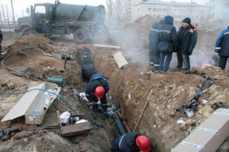 Десять УК Волгограда неудовлетворительно подготовили многоквартирные дома к пуску тепла