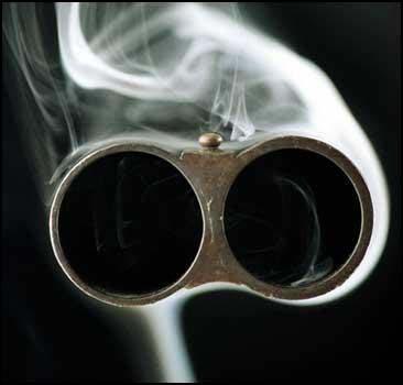 Под Волгоградом мужчина расстрелял коллектора одного из банков