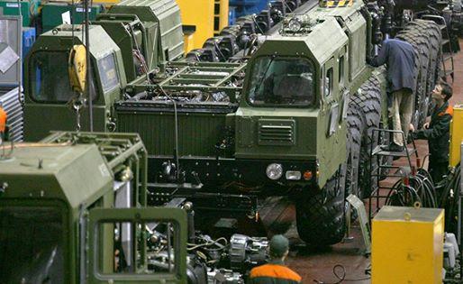 Волгогадский ЦКБ «Титан» - в текущем году объем выпуска товарной продукции предприятия увеличился на 17 процентов