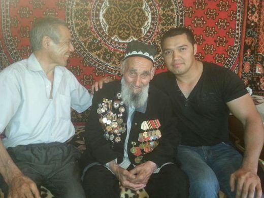 Скончался последний защитник Дома Павлова в Сталинграде Камолжон Тургунов