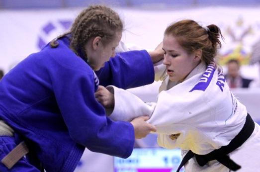 Юная дзюдоистка из Волгоградской области - трехкратная чемпионка России