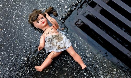 В одной из квартир города-спутника Волгограда обнаружено тело 10-ти летней девочки
