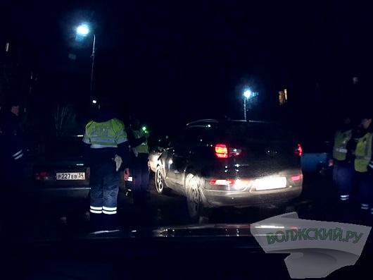 У пьяного Волжанина за рулем при задержании было изъято заряженное ружье