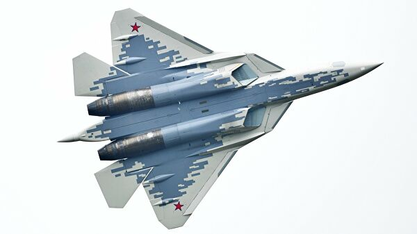 NATO присвоил истребителю Су-57 кодовое наименование Felon