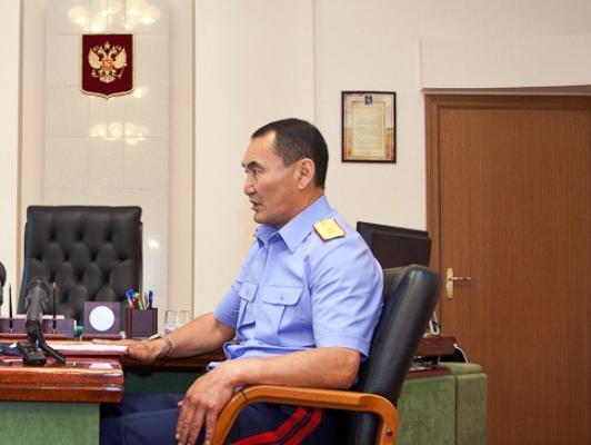 Бывшему руководителю СК СКР по Волгоградской области Михаилу Музраеву продлили арест до 10 июня