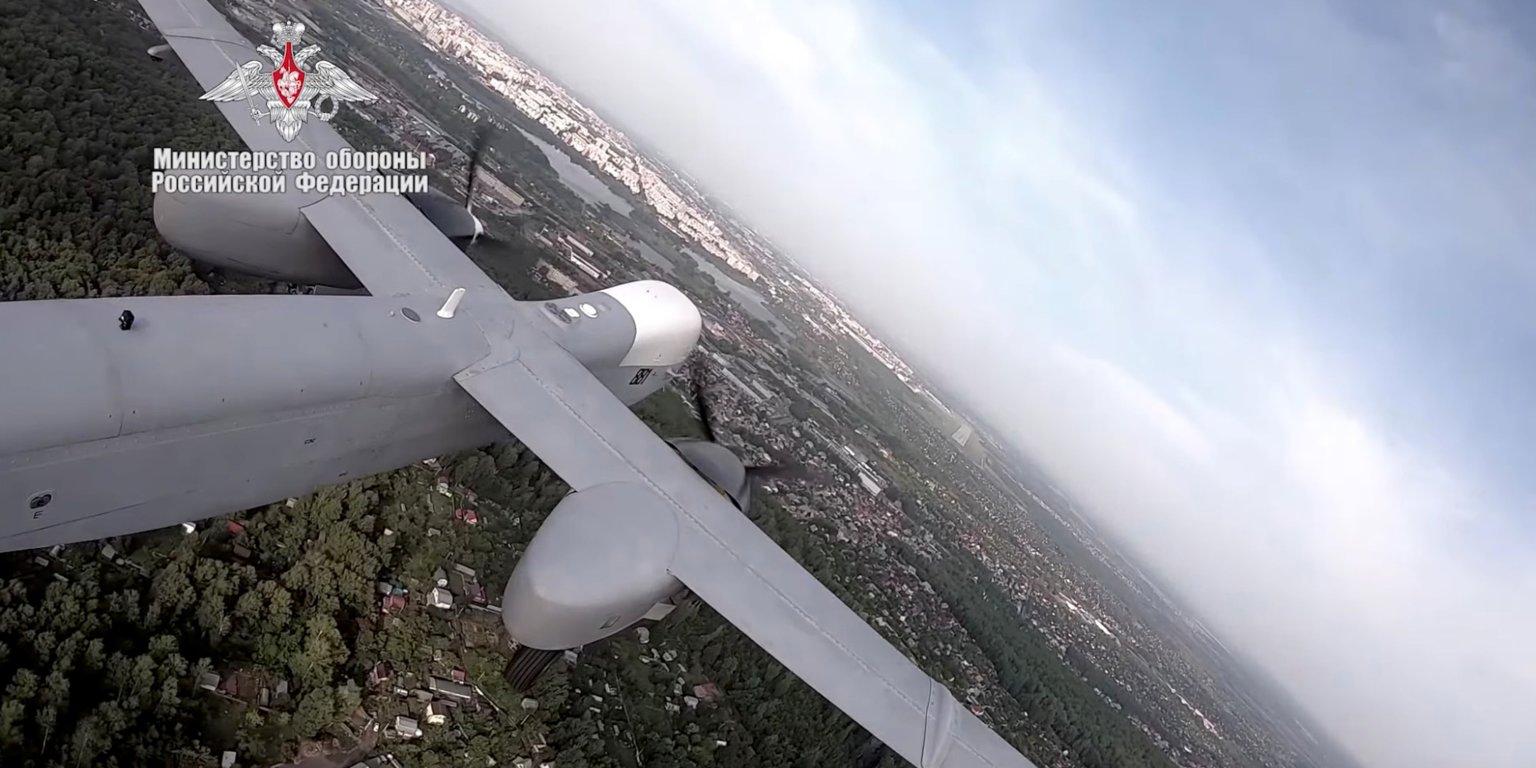 Российские БПЛА впервые тренируются на полевых аэродромах