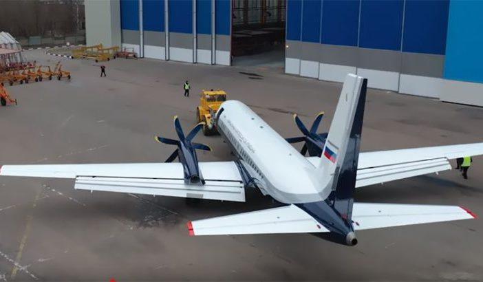 Власти Якутии рассчитывают на господдержку при строительстве отечественных самолетов Ил-114