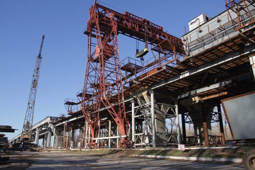 В Волгоградской области строящийся мост через Ахтубу готов на 70 %