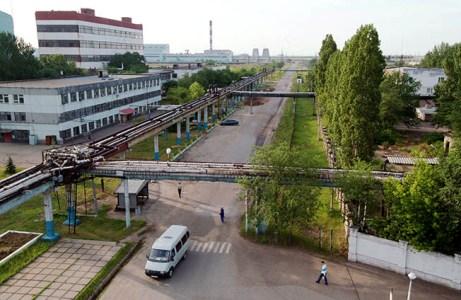 Минприроды России - одной из основных причин едкого смога над Волгоградом стало возгорание на химзаводе