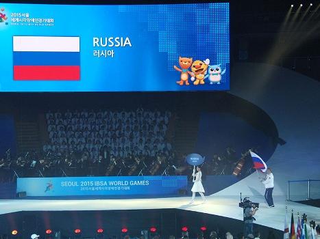 Единственный представитель волгоградского региона в составе сборной России на Всемирных Играх слепых завоевал «серебро» и «бронзу»