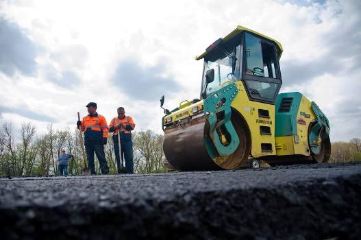 До 1 сентября объездная дорога в Волжском будет обновлена на площади в 159,1 тысячи квадратных метров