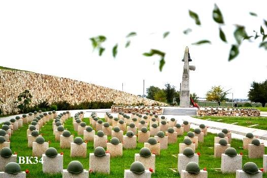 22 июня на кладбище в Россошках перезахоронят 949 защитников Сталинграда - лишь 5 из них похоронят с именами
