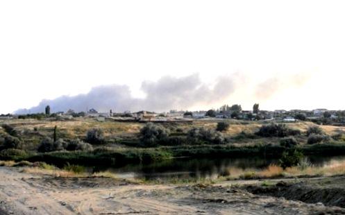 Локальные пожары за последние несколько дней возникали в Волгограде, Котовском, Иловлинском и Серафимовичском районах - в  Волгоградскую область прибыли вертолеты МИ-6 и МИ-8