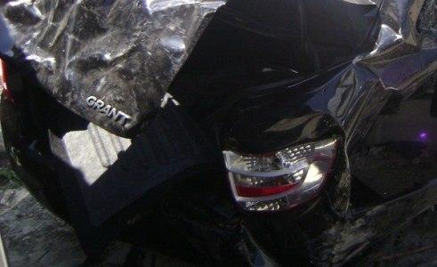 В Волгоградской области не умелое вождение привело к гибели водителя