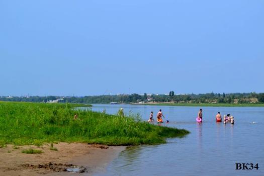 На острове Зеленом под Волгоградом утонул подросток