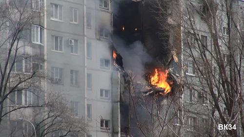 50 миллионов рублей на оказание помощи и поддержки будет выделено жильцам взорвавшегося дома из резервного фонда администрации Волгоградской области