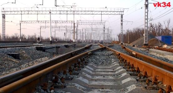 Железнодорожные пути от станции Гумрак к аэропорту и остановочная платформа у торгового центра в Советском районе будут построены в Волгограде