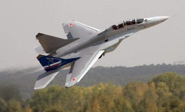 МиГ-35  может составить серьезную конкуренцию американскому самолету F-35