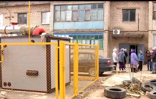 В городе Ленинске Волгоградской области жители 7 домов до сих пор остаются без тепла