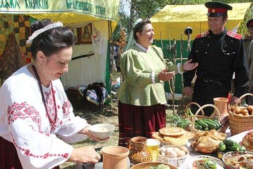 В Москве открылась казачья ярмарка с участием Волгоградцев