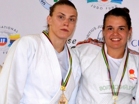 Дзюдоистка из Волжского стала серебрянной призеркой Кубка Африки