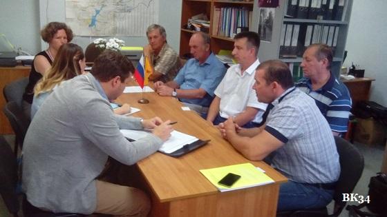 В Волгограде начали свою работу представители бюро ОБСЕ по наблюдению за выборами в Государственную Думу РФ
