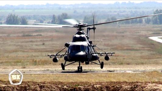 В ходе внезапной проверки в Волгоградской области проведено тактическое учение группировки войск ЮВО