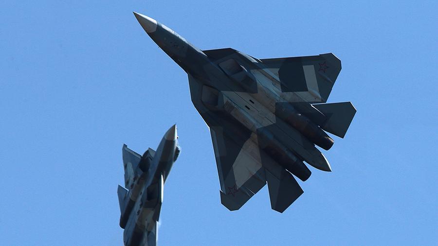 Су-57 прикроют основные стратегические направления Дальнего Востока, Юго-Запада и Северо-Запада России