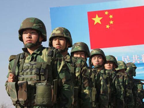 В Волжский прибыло 28 единиц военной техники Народно-освободительной Армии Китая