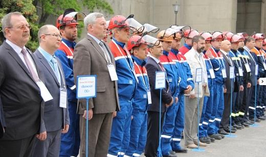 На Волжской ГЭС стартовали 7 Всероссийские соревнования оперативного персонала