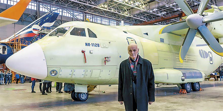 Главный конструктор ПАО «Ил» Николай Таликов о первом полете Ил-112 и предстоящих доработках