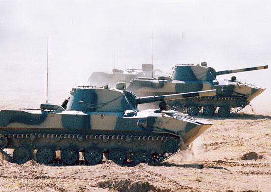 В 2016 году в войска ЮВО поступило свыше 1,4 тыс. единиц современного вооружения и военной техники