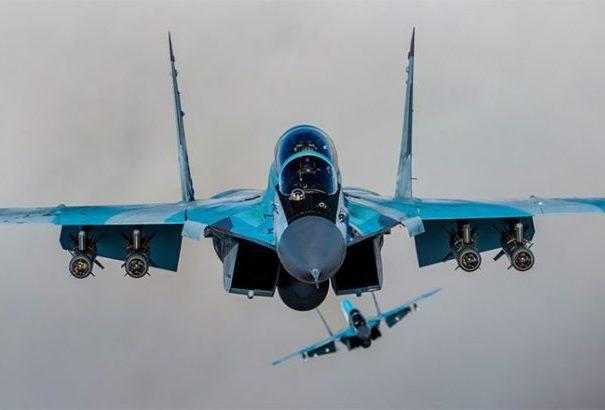 Российские военные будут получать по шесть МиГ-35 в год