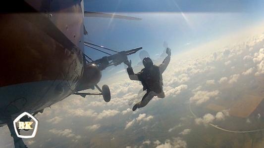 Учения Национальной гвардии и Воздушно-десантных войск России завершились в Волгоградской области