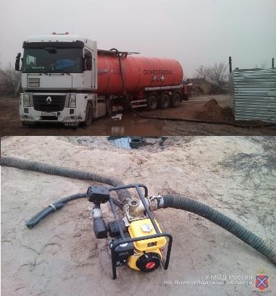 Задержана группа подозреваемых в краже нефти из нефтепровода - один из участников задержан в Волжском