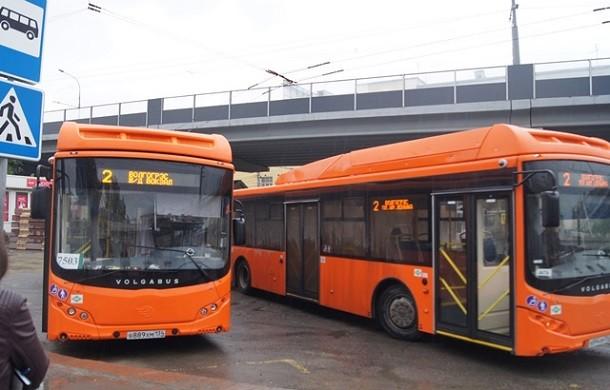 Автобусные маршруты №№2 и 95 также включены в единое расписание Волгограда