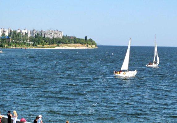 В Волгоградской области завершилась 34 ежегодная регата крейсерских яхт «Кубок Нижней Волги 2017»
