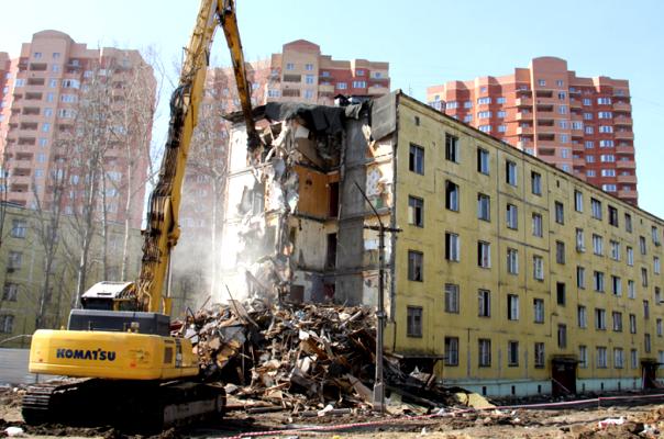 Фонд ЖКХ предупредил о возможном росте количества аварийного жилья в России