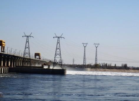 Сегодня сброс на Волжской ГЭС достиг максимума - пиковой значение 27000 кубов будет держаться по 30 апреля