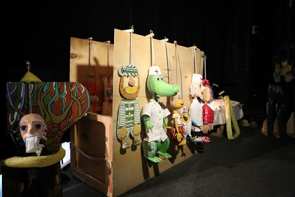Волгоградский областной театр кукол завершил 80-й юбилейный театральный сезон