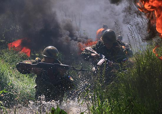 Мотострелковое соединение ЮВО поднято по тревоге в Волгограде