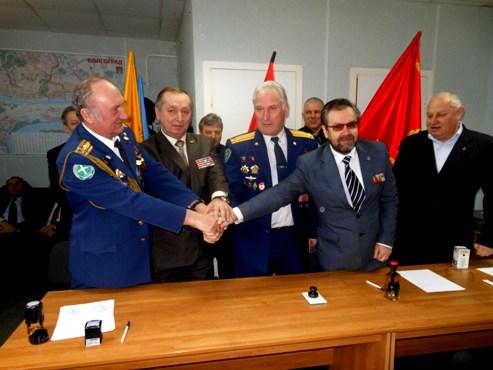 Ветеранские организации военных Волгоградской области и