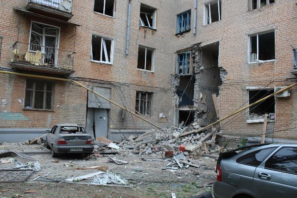 14 семей из дома № 60 по Университетскому проспекту забронировали новые квартиры
