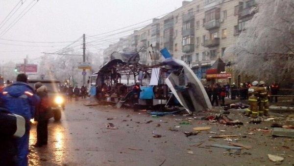 Волгоград: вторая атака террористов в течение одних суток