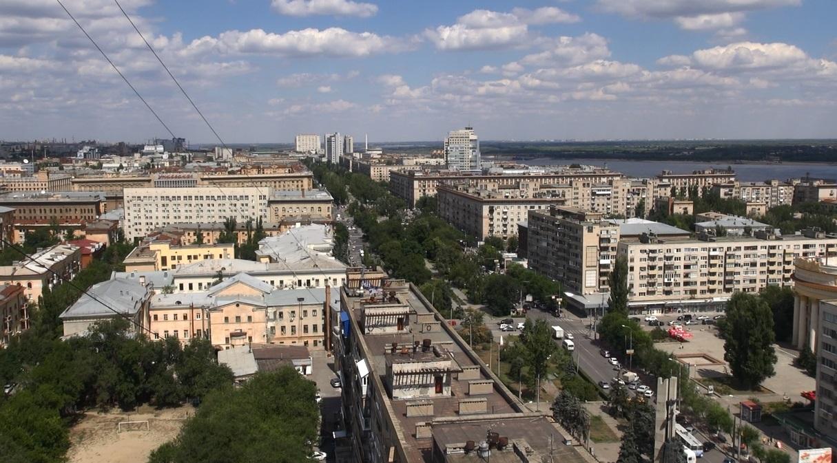 В городской Думе Волгограда была представлена предварительная схема организации дорожного движения в Центральном...
