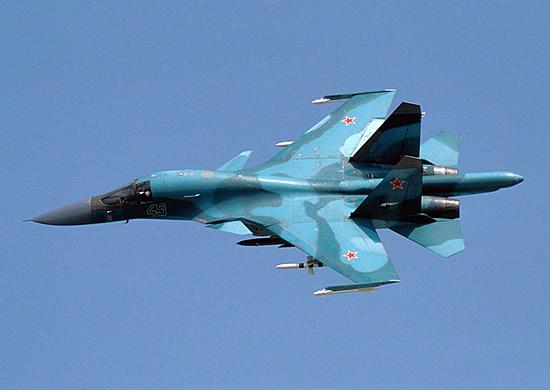 На территориях Ростовской и Волгоградской областей завершилось летно-тактическое учение с боевым применением Су-34