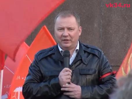 Волгоградские полицейские объявили в международный розыск депутата Паршина без учета известных им фактов